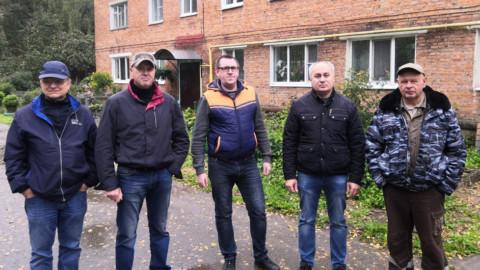 Общественный контроль в Волоколамске